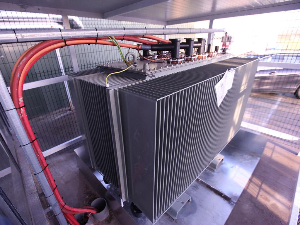 Transformatoren Electrowerken De Proft